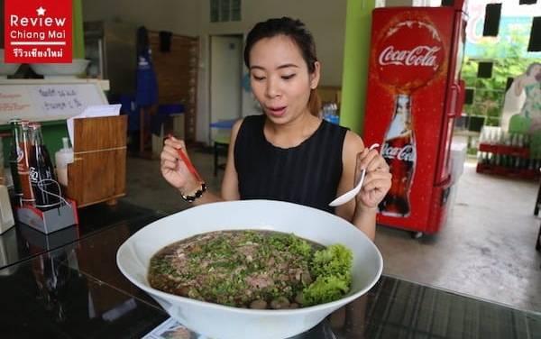รวม 14 ร้านอาหารจานใหญ่ เอาใจคนกินดุ ที่เชียงใหม่ อัพเดทล่าสุดปี 2020