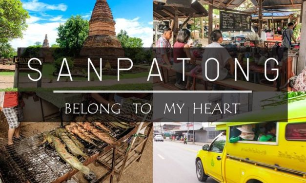 SANPATONG BELONG TO MY HEART