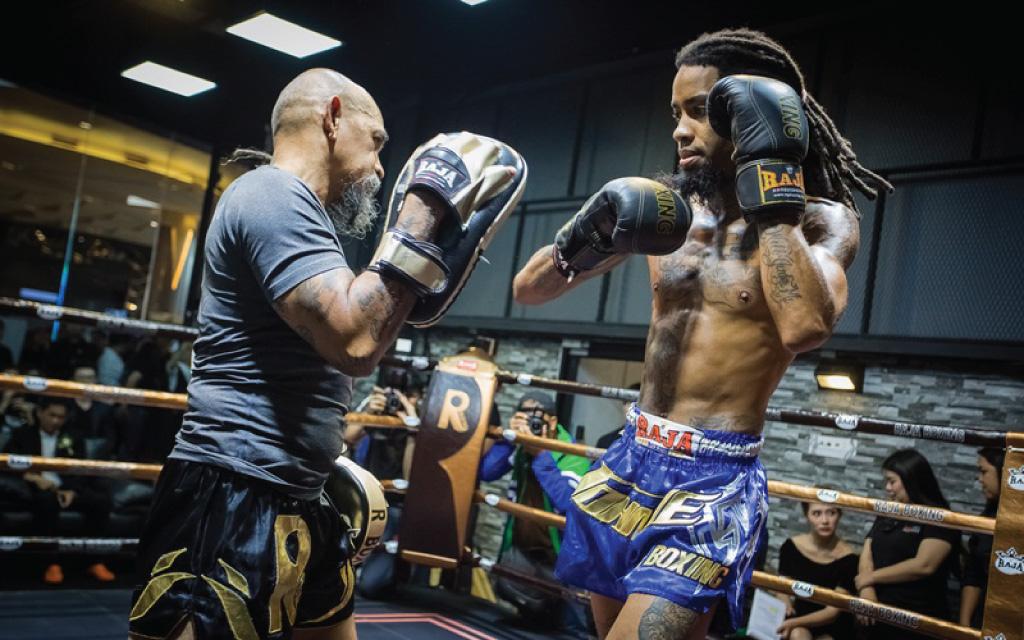R Boxing Gymtertainment @ MAYA