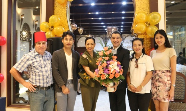 "Grand Opening ""Babylonian Iraq restaurant Chiang Mai"" at MAYA Lifestyle Shopping Center"