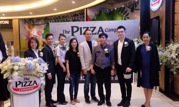 Grand Opening The Pizza Company at MAYA Lifestyle Shopping Centre
