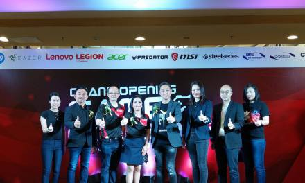 "Grand opening ""Game Experience"" by Neo Shop"