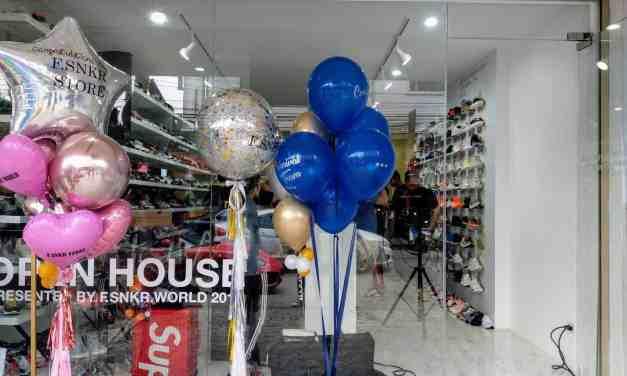 เปิดแล้วจ้า F.SNKR Store ถนนศิริมังคลาจารย์ ร้านสุด Hype สำหรับคอคนรัก Sneakers