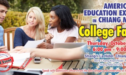 American Education Expo in Chiang Mai