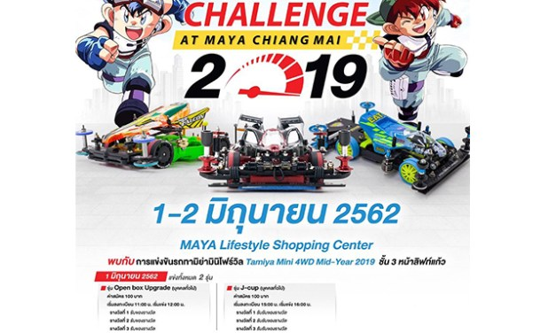 Tamiya Mini 4WD Mid-Year 201