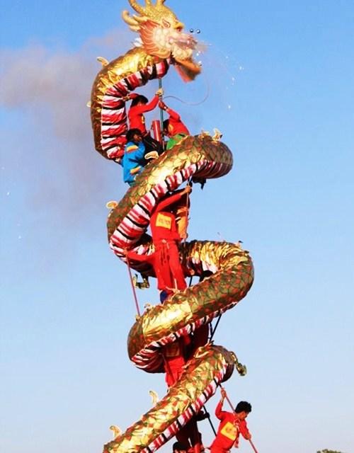 อุทยานหลวงราชพฤกษ์จัดกิจกรรมต้อนรับเทศกาลตรุษจีน ในงานเทศกาลดอกไม้บานฯ
