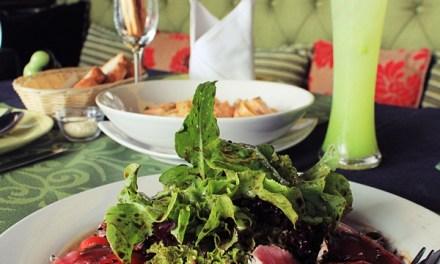 Green Table : อร่อยกันแบบเมดิเตอร์เรเนียน ที่ไม่มีวันเลี่ยน