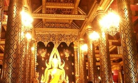 พามาไหว้พระพุทธชินราช พระพุทธรูปที่งดงามที่สุดเมืองไทย!