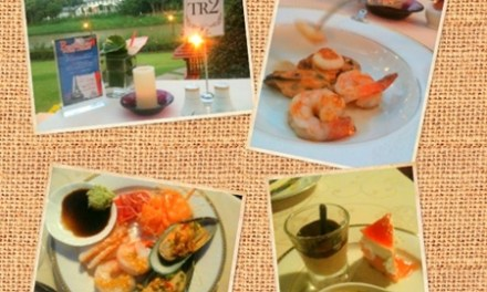 กินหรู @ Le Crystal Restaurant