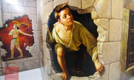 Art in Paradise เชียงใหม่ พิพิธภัณฑ์ภาพวาด 3 มิติ