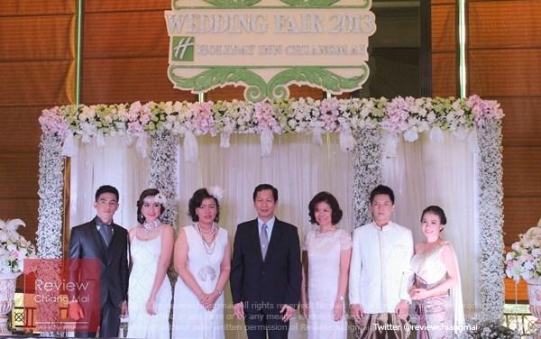 Wedding Fair 2013 โรงแรมฮอลิเดย์ อินน์ เชียงใหม่