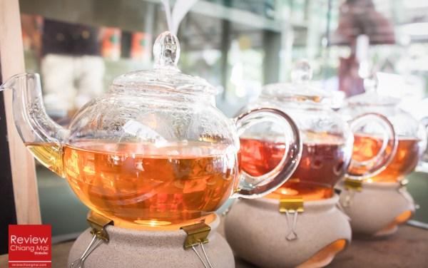 จิบชาหอมรสชาติเยี่ยมแบบตามใจเลือก ณ Monsoon Tea เจเจมาร์เก็ต เชียงใหม่