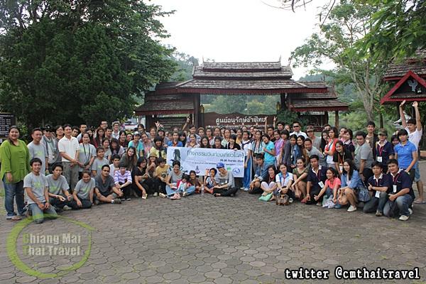 """""""วันท่องเที่ยวโลก"""" (World Tourism day) ที่ ศูนย์อนุรักษ์ช้างไทย"""