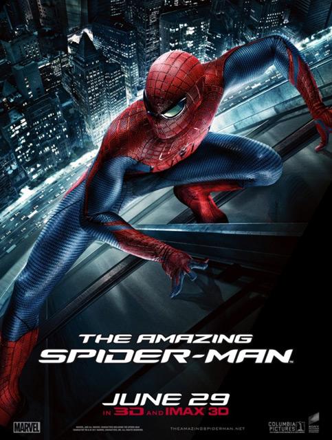 Up date หนังใหม่ : THE AMAZING SPIDER-MAN