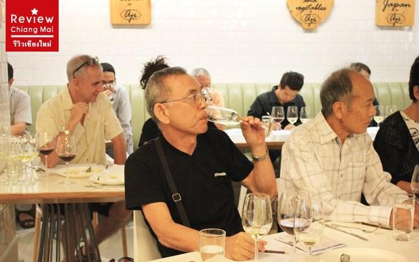 Wine & Cheese Talk โดย Aji By Rimping งานไวน์ งานชีส เชียงใหม่