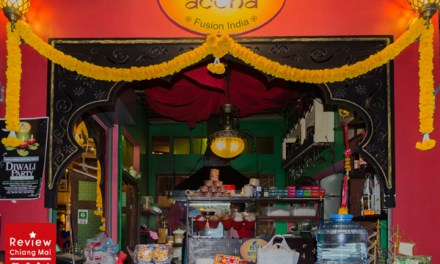 Happy Diwali ครบรอบ 1 ปีร้าน Accha Indian