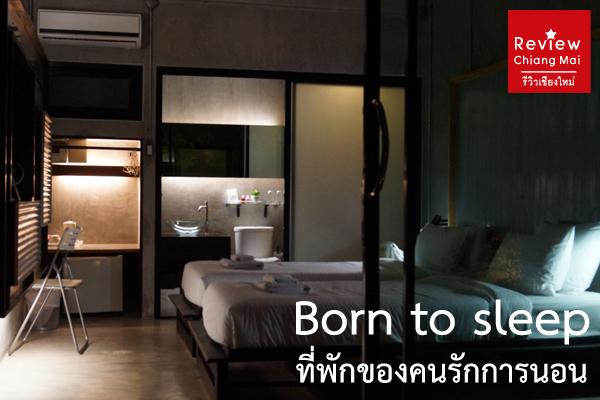 Born to Sleep ที่พักของคนรักการนอน