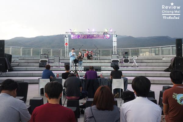 การประกวดดนตรี The Best Band Contest 2015 by C.M.U. Music Club