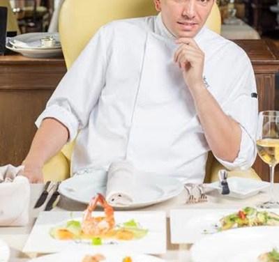โรงแรมดาราเทวี เปิดตัวหัวหน้าเชฟคนใหม่ประจำห้องอาหารฝรั่งเศส
