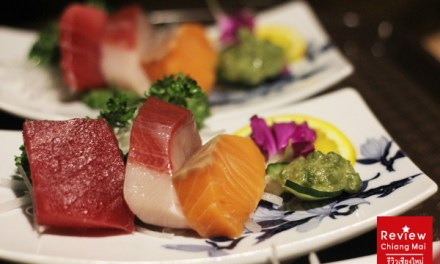 [BLOG] เทนโกกุ-สันกำแพง จัดเต็มความอร่อยแบบญี่ปุ่นแท้ในบรรยากาศแสนสบาย