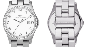 Marc by Marc Jacobs Henry Stainless Steel Watch