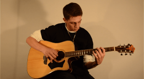 Teen Musician Inteview: Mike D'arolfi