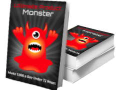 ULTIMATE PRODUCT MONSTER