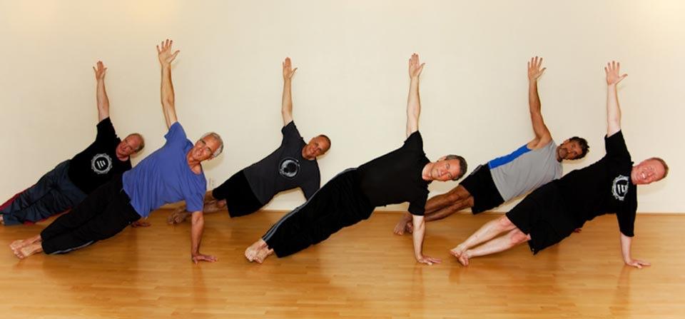 Bros for Broga Yoga