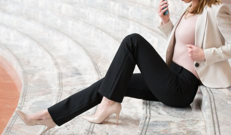 Betrabrand Yoga Pants-  Perfect For Work