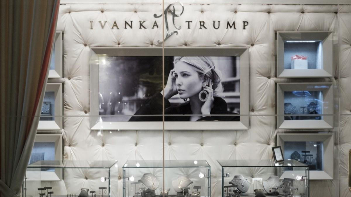 Ivanka Trump Closes Her Fashion Brand