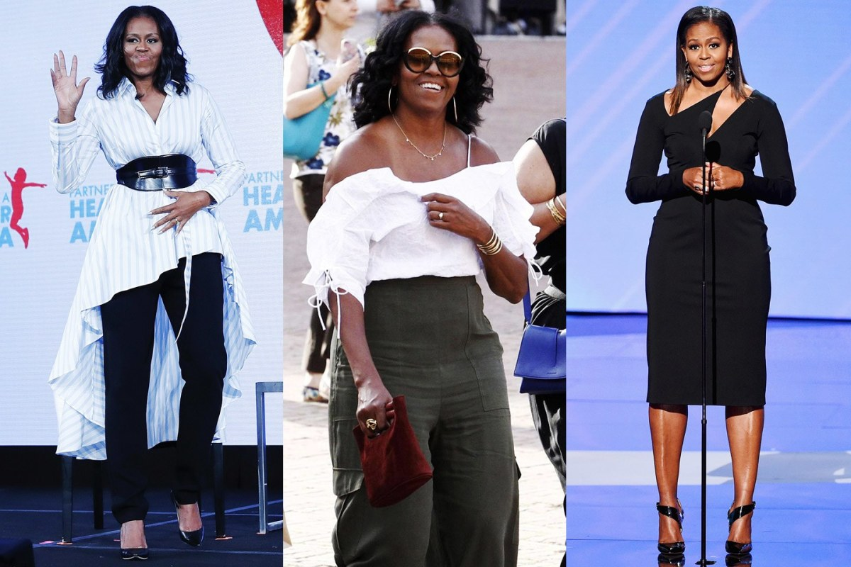 Michelle Obama's New Look