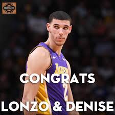 Lonzo Ball's Girlfriend Gives Birth To Zoey Christina Ball!