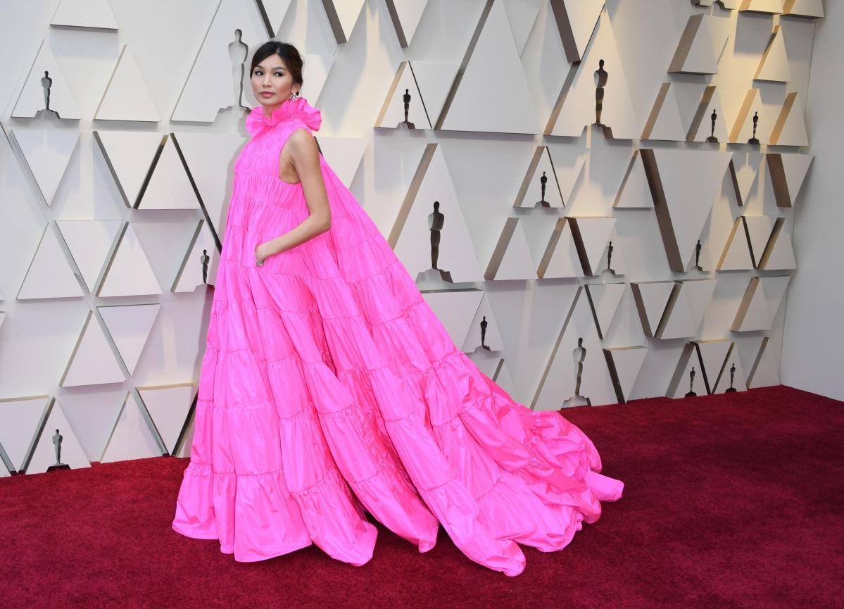 GMA Oscars Best Fashion 2019