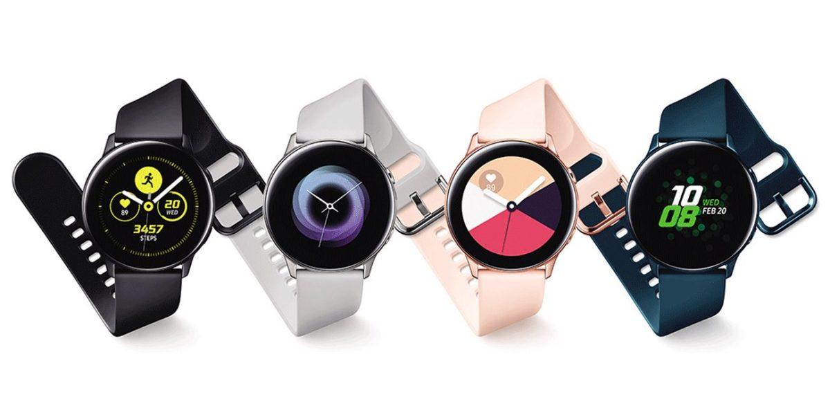 Samsung   Meausures Blood Pressure Via SmartWatch