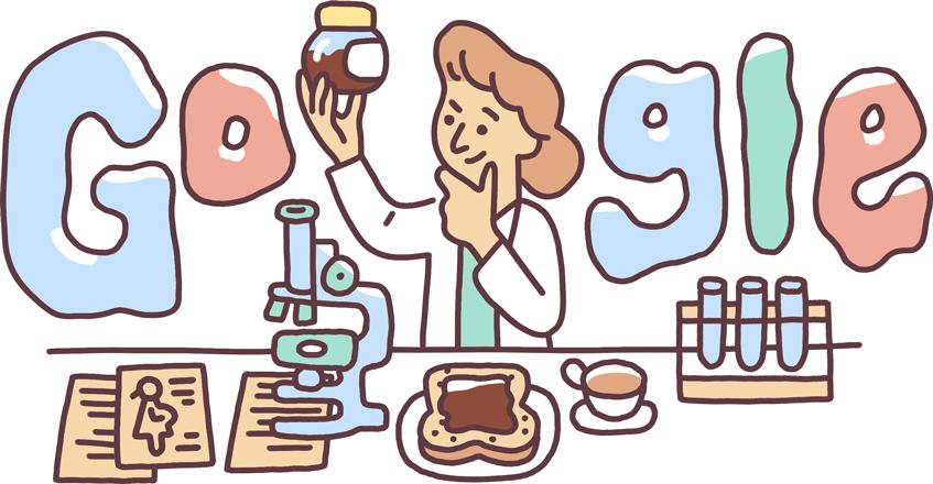 Google Celebrates Lucy Wills