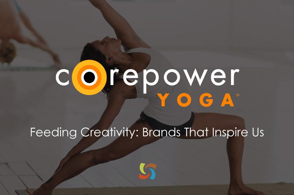 CorePower Yoga Class