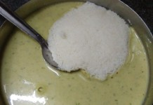 SLV Idli Chutney @ SLV Coffee Bar, BSK 2nd Stage