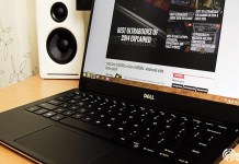 Dell XPS 13 9343 Touchpad review