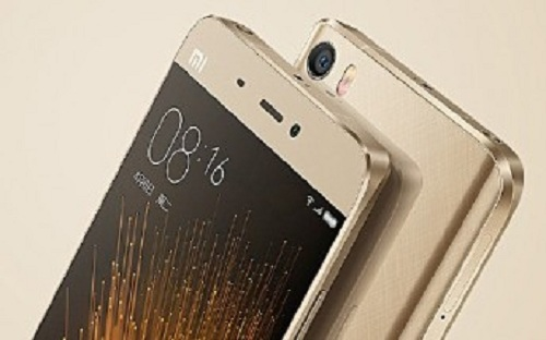 Xiaomi MI 5 Gold Edition to be launched on 29th April