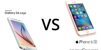 Samsung Galaxy S6 vs Apple iPhone