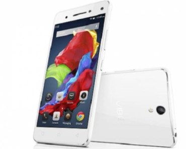 Lenovo Vibe S1 rolled out Marshmallow version