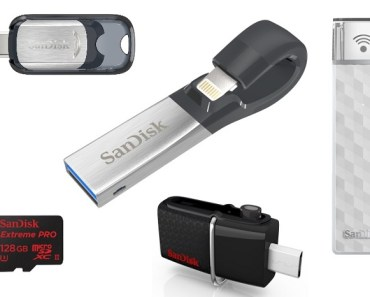 Sandisk ixpand Flash Drive for ipads and iphone