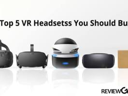 Top 5 VR headsets you should buy