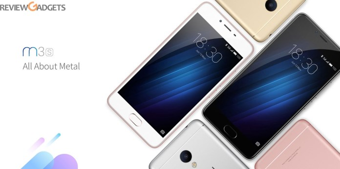 MEIZU M3S LAUNCHED