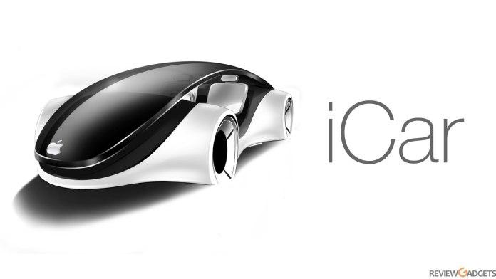 Apple Car Project Titan