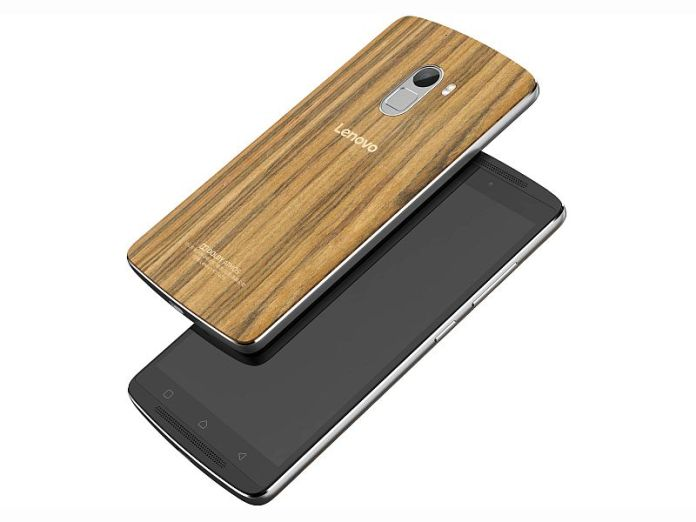 Lenovo Vibe K4 Note Wooden Edition Launched