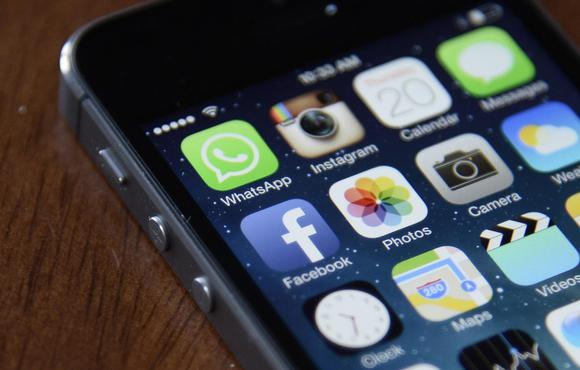 iPhone-Messages-App