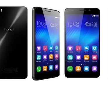 Review of Huawei Honor 6