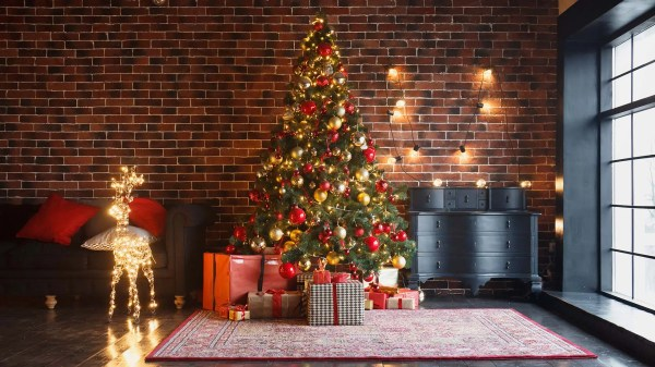 Artificial Christmas Trees Perfect Tree Year Geek