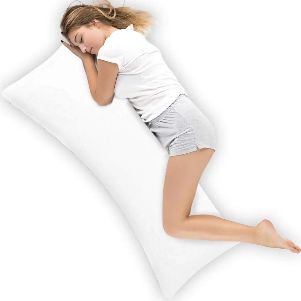 the best body pillows for easing your